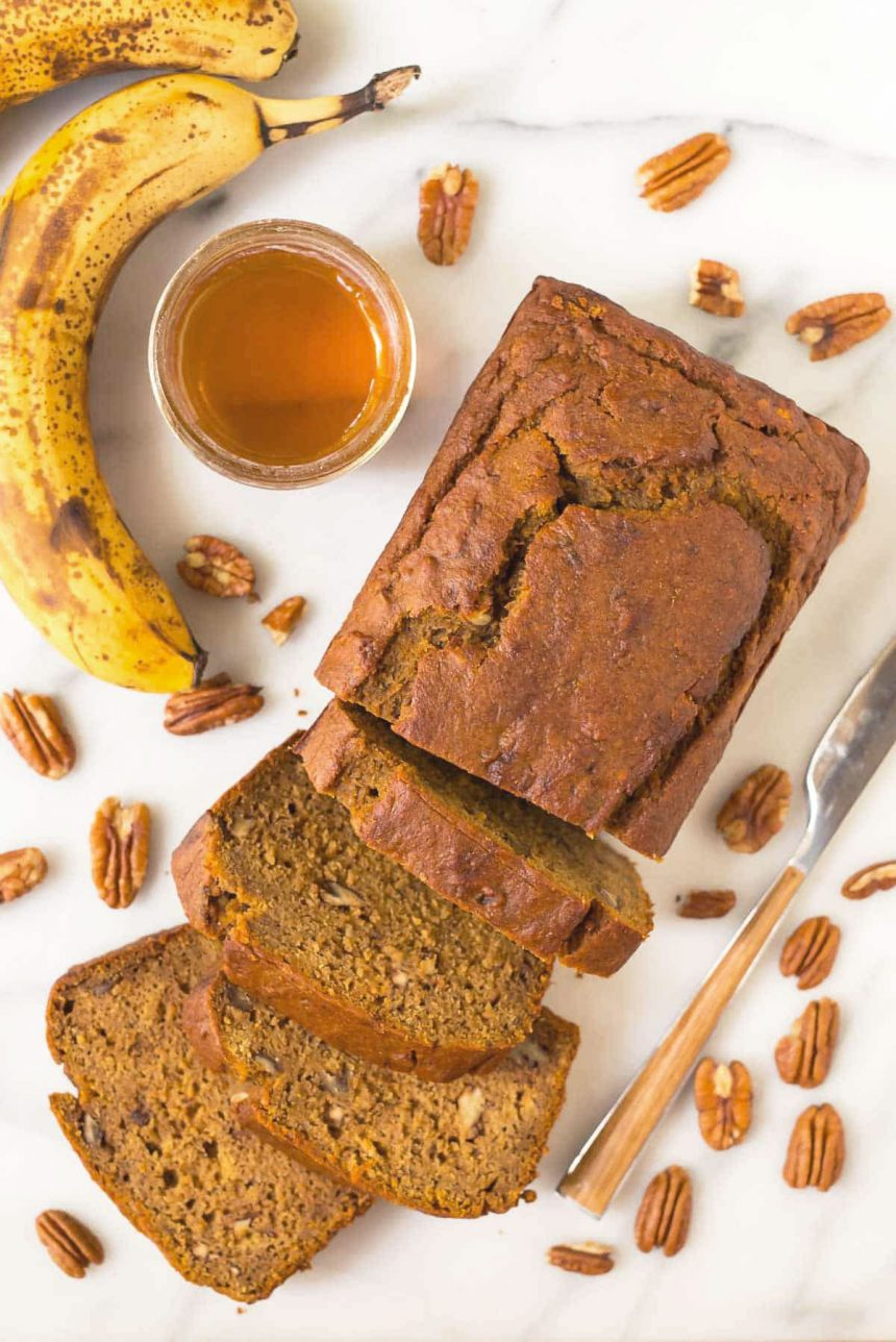 Recipe of the week! Banana Bread!