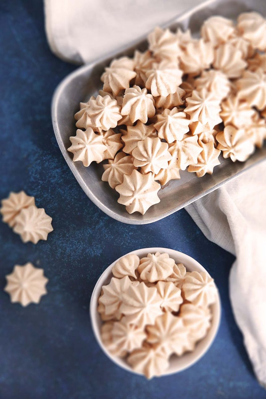 Recipe of the week! Meringue Kisses!