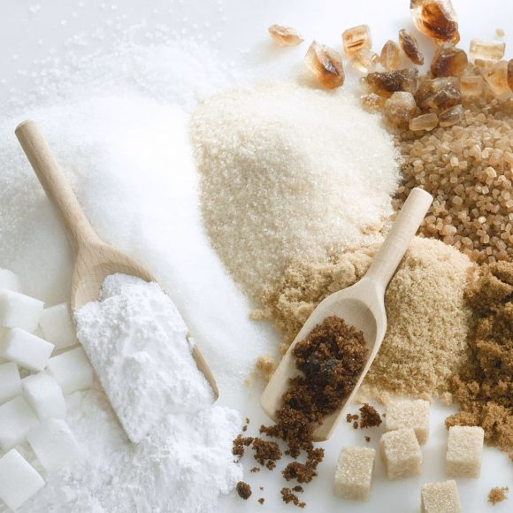 What is Sugar? How do types of sugar affect baking?
