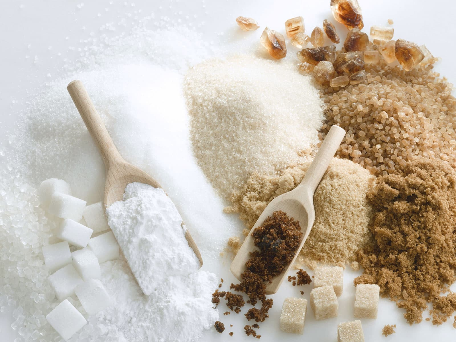 What is Sugar? How do types of sugar affect baking