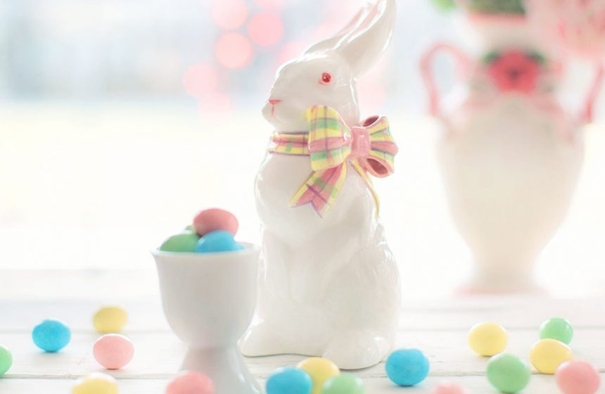 What is easter? Why chocolate eggs? Why a bunny?